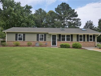 property image for 633 Bethune Drive VIRGINIA BEACH VA 23452