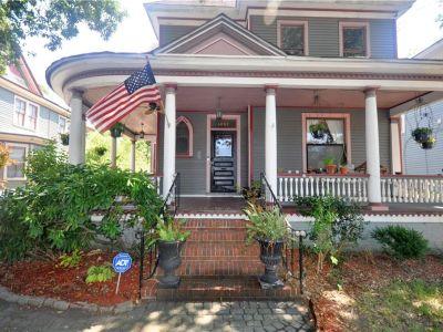 property image for 1051 Naval Avenue PORTSMOUTH VA 23704