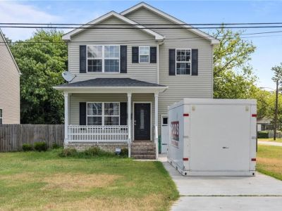 property image for 1527 Pulaski Street PORTSMOUTH VA 23704