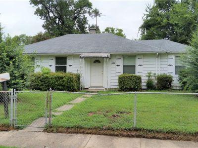 property image for 322 Roane Drive HAMPTON VA 23669