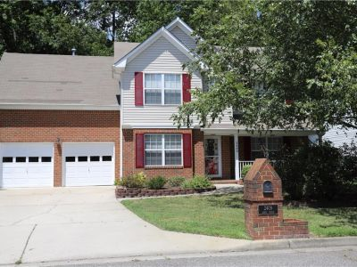 property image for 2409 Annie Circle CHESAPEAKE VA 23323