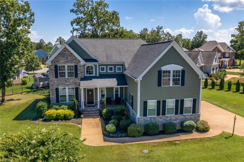 Photo 1 of 42 residential for sale in James City County virginia