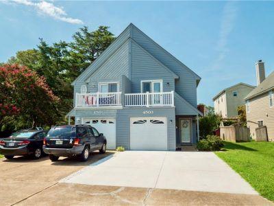 property image for 4503 Guam Street VIRGINIA BEACH VA 23455