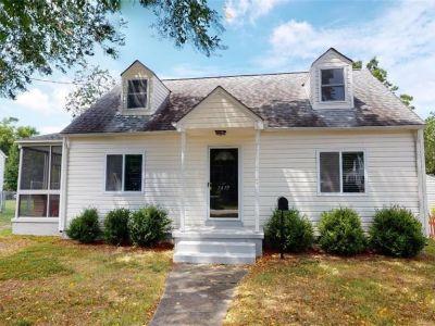 property image for 3477 Bonner Drive NORFOLK VA 23513