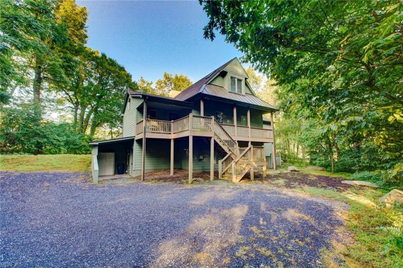 Photo 1 of 44 residential for sale in Nelson County virginia