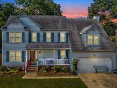 property image for 111 Pine Creek Drive HAMPTON VA 23669