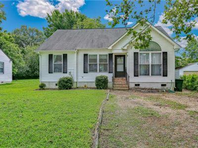 property image for 24 Lamington Avenue HAMPTON VA 23669