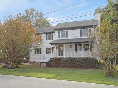 property image for 99 Lawson Road POQUOSON VA 23662