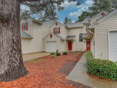 property image for 1231 Mill Pond Court NEWPORT NEWS VA 23602