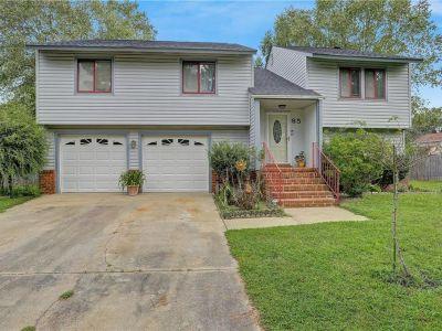 property image for 85 Silverwood Drive NEWPORT NEWS VA 23608