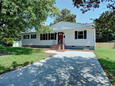 property image for 104 Magnolia Drive NEWPORT NEWS VA 23605