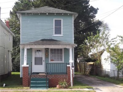 property image for 605 Sunset Avenue SUFFOLK VA 23434