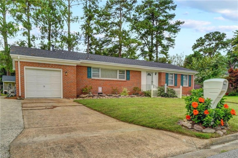 Photo 1 of 35 residential for sale in Chesapeake virginia