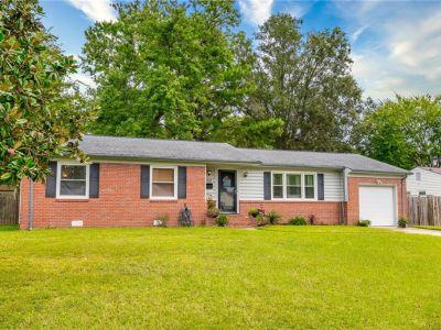 property image for 208 Chancellor Drive VIRGINIA BEACH VA 23452