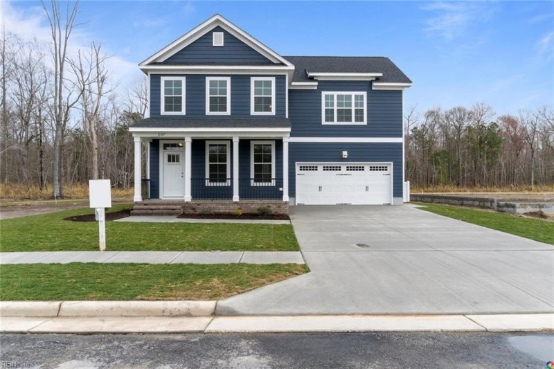 Photo 1 of 49 residential for sale in Chesapeake virginia