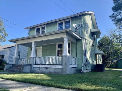 property image for 1407 Charleston Avenue PORTSMOUTH VA 23704