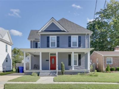 property image for 208 Saint James Avenue SUFFOLK VA 23434