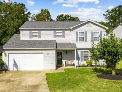 property image for 15 Applewood Drive HAMPTON VA 23666