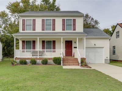 property image for 606 Chapel Street HAMPTON VA 23669