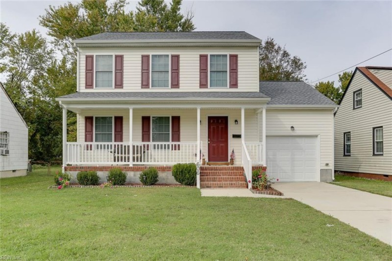 Photo 1 of 15 residential for sale in Hampton virginia