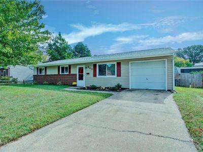 property image for 340 Fox Hill Road HAMPTON VA 23669