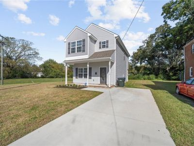 property image for 812 2nd Avenue SUFFOLK VA 23434