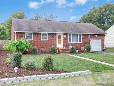 property image for 215 Patrician Drive HAMPTON VA 23666