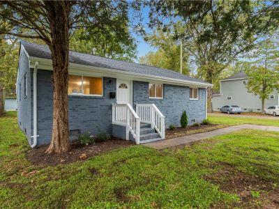 property image for 537 Greenbriar Avenue HAMPTON VA 23661