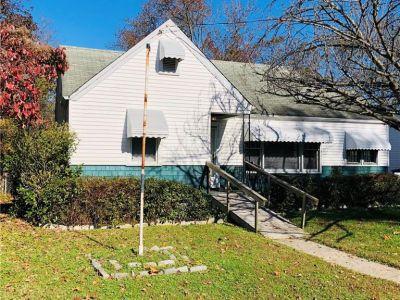 property image for 1608 Croyden Road NORFOLK VA 23503
