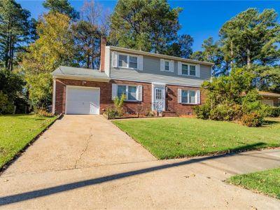 property image for 605 Charlton Drive HAMPTON VA 23666