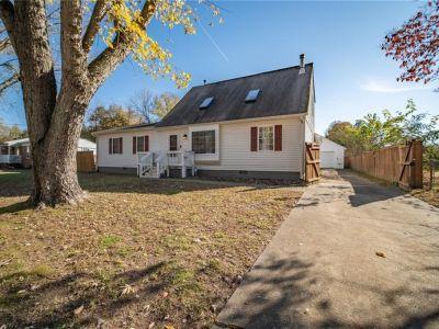 property image for 11 Roosevelt Drive NEWPORT NEWS VA 23608