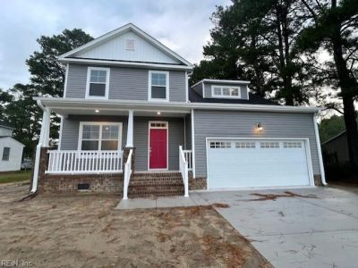 property image for 137 MINERAL SPRING Road SUFFOLK VA 23438