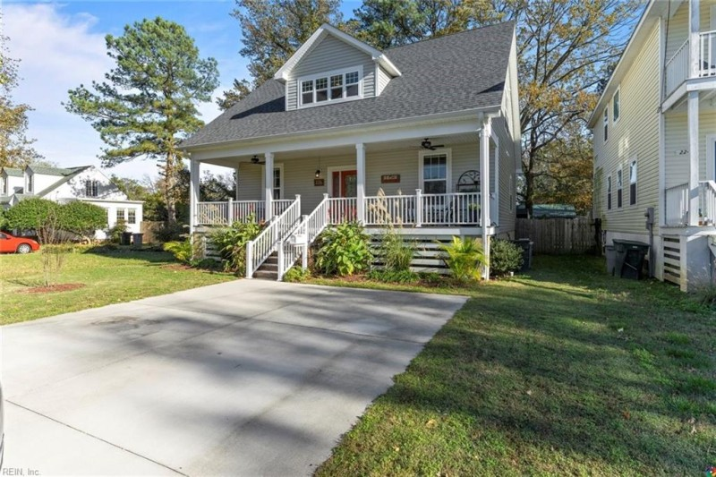 Photo 1 of 47 residential for sale in Hampton virginia