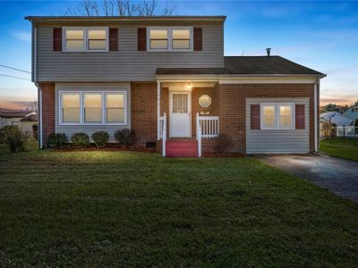property image for 123 Arrollton Drive HAMPTON VA 23666