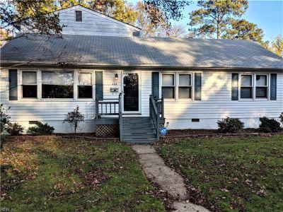 property image for 124 Cynthia Drive HAMPTON VA 23666
