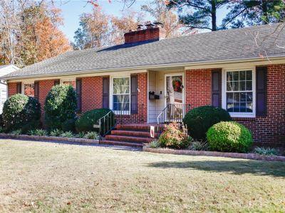property image for 314 Mistletoe Drive NEWPORT NEWS VA 23606