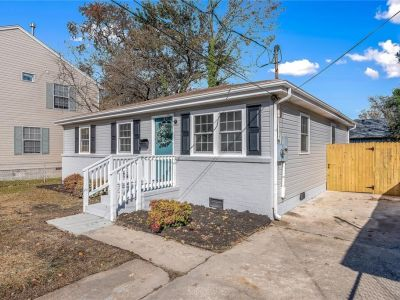 property image for 1144 Modoc Avenue NORFOLK VA 23503