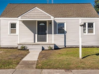 property image for 316 Killian Avenue PORTSMOUTH VA 23704