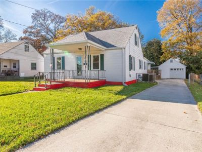 property image for 8709 Meadow Brook Lane NORFOLK VA 23503