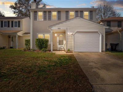 property image for 1511 Oak Knoll Lane VIRGINIA BEACH VA 23464