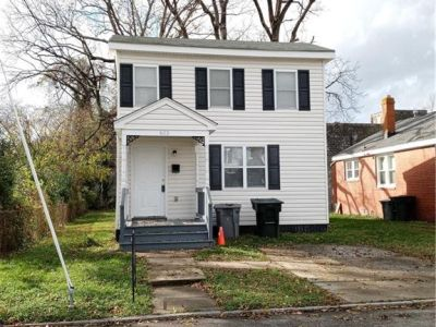 property image for 603 Washington Street HAMPTON VA 23669