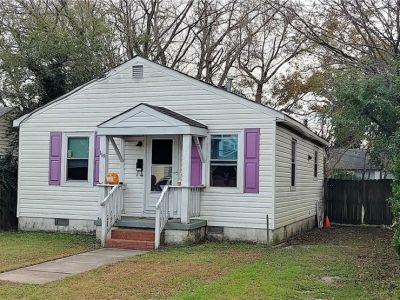 property image for 119 Tappan Avenue HAMPTON VA 23664
