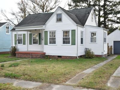 property image for 3521 Warwick Circle NORFOLK VA 23513