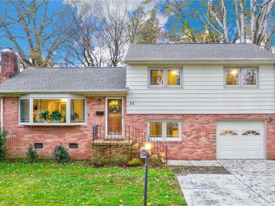 property image for 31 Patton Drive NEWPORT NEWS VA 23606