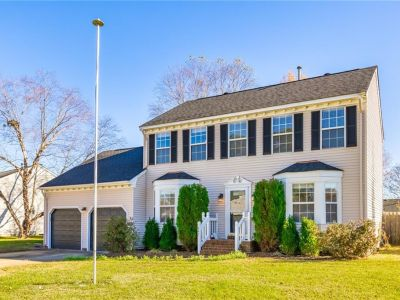 property image for 647 Willow Bend Drive CHESAPEAKE VA 23323