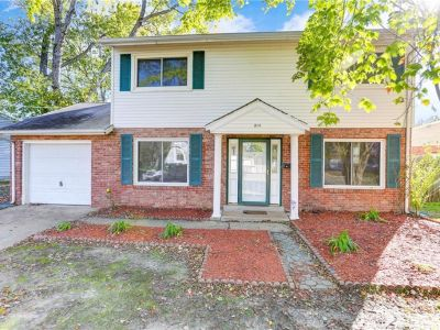property image for 814 Lemaster Avenue HAMPTON VA 23669