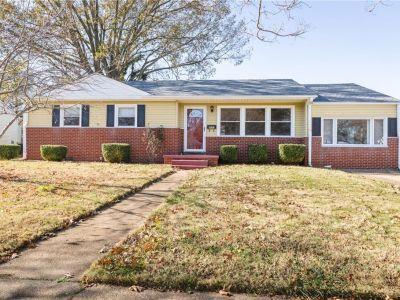 property image for 8047 Wedgewood Drive NORFOLK VA 23518