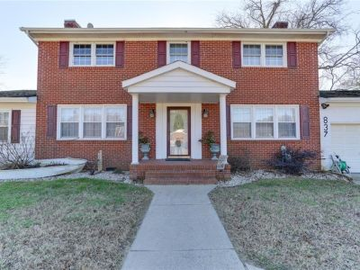 property image for 837 Normandy Drive SUFFOLK VA 23434