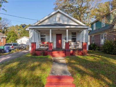property image for 216 Nansemond Avenue SUFFOLK VA 23434