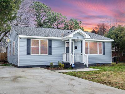 property image for 20 Salem Street HAMPTON VA 23669